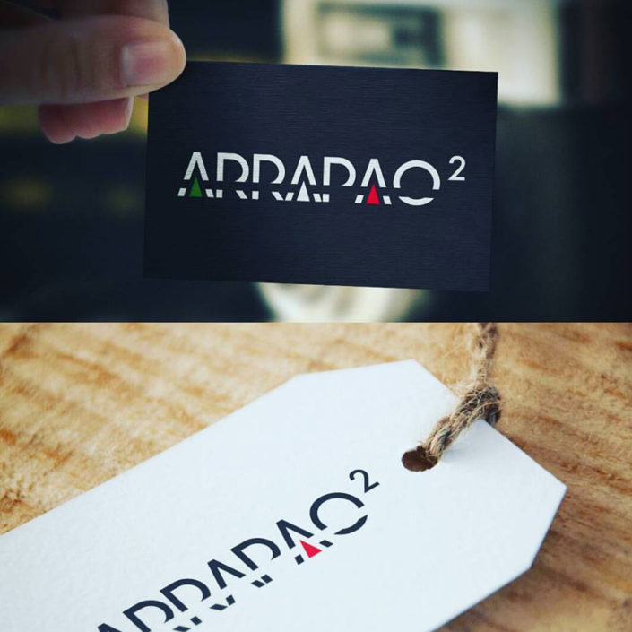 Logo Design - Arrapao2