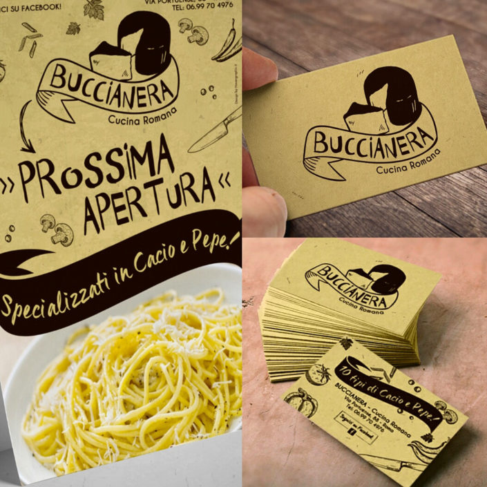 Ristorante Buccianera - Roma
