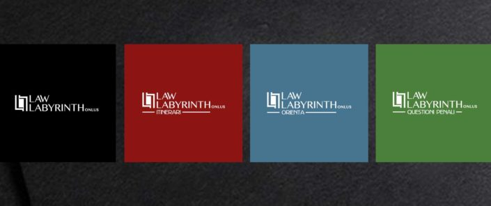 Law Labyrinth Onlus - Brand Identity
