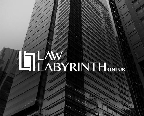 Law Labyrinth Onlus - Brand Identity