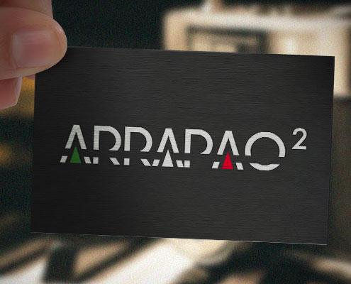ARRAPAO2- BRAND IDENTITY