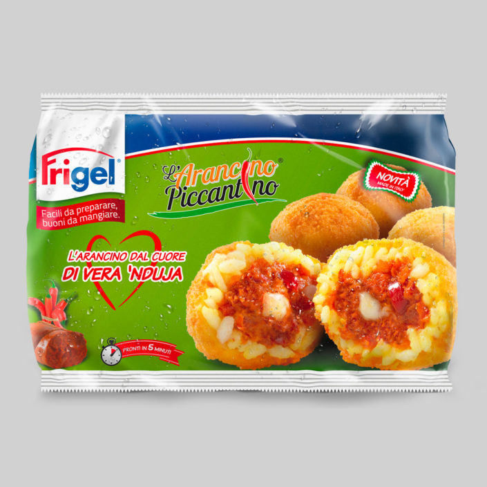 Frigel Sas -Packaging