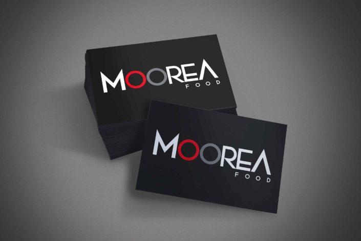 Moorea Food - Biglietto da visita