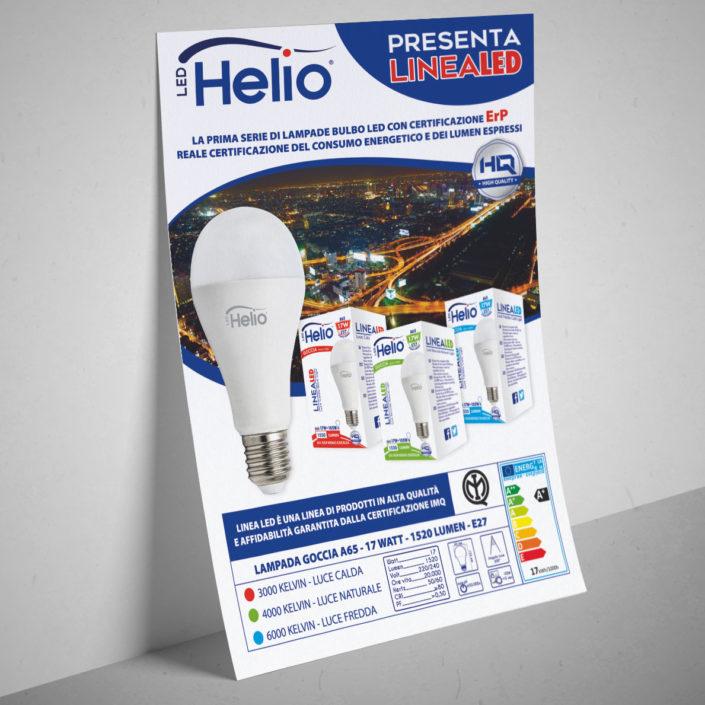 Helio - Flyer