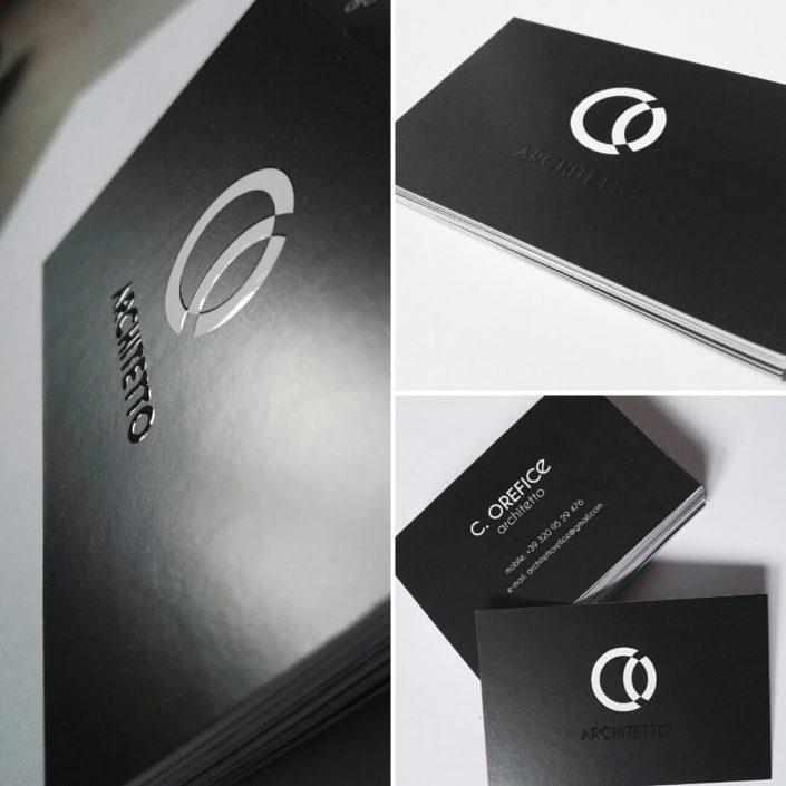 Architetto Carmen Orefice - Business Card