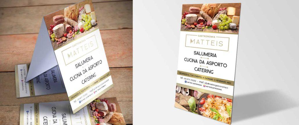 Matteis- Gastrnomia Pannello