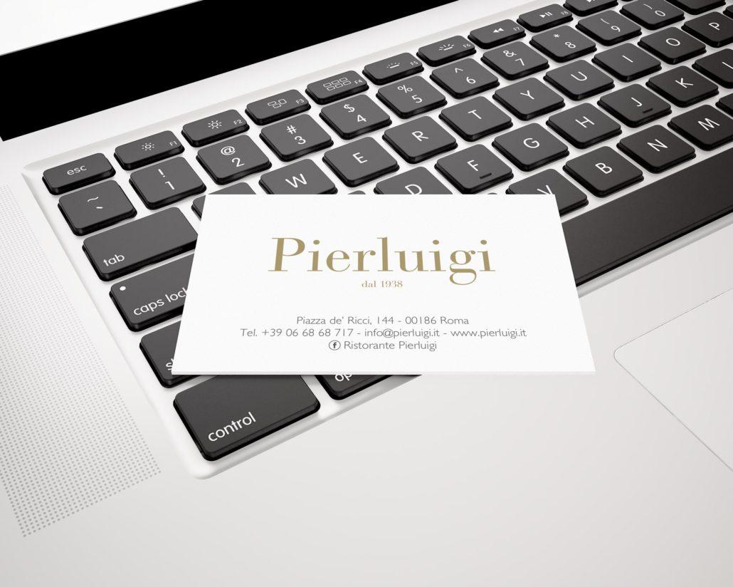 Pierluigi Ristorante - Business Card