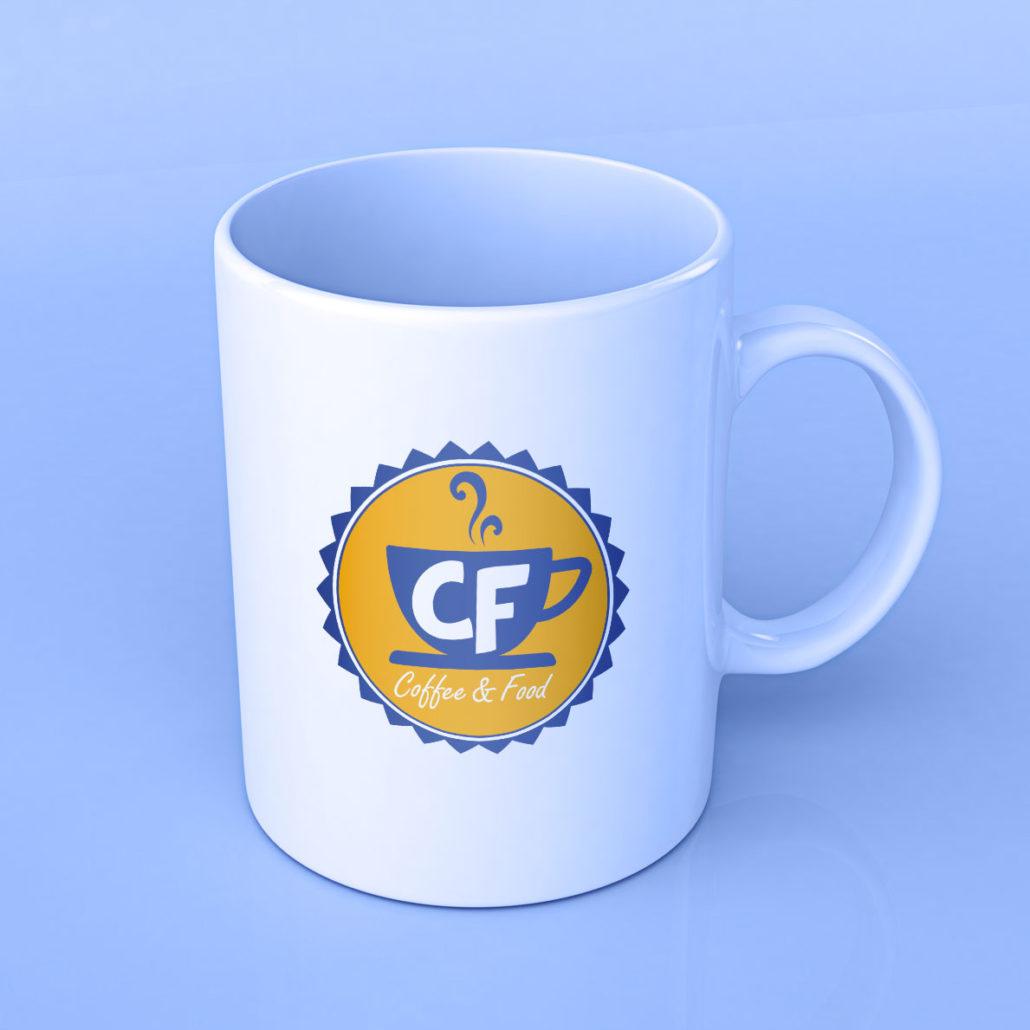 CF COFFEE & FOOD - Gadget Promozionale