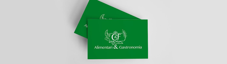CF Alimentari E Gastronomia - Biglietti da Visita