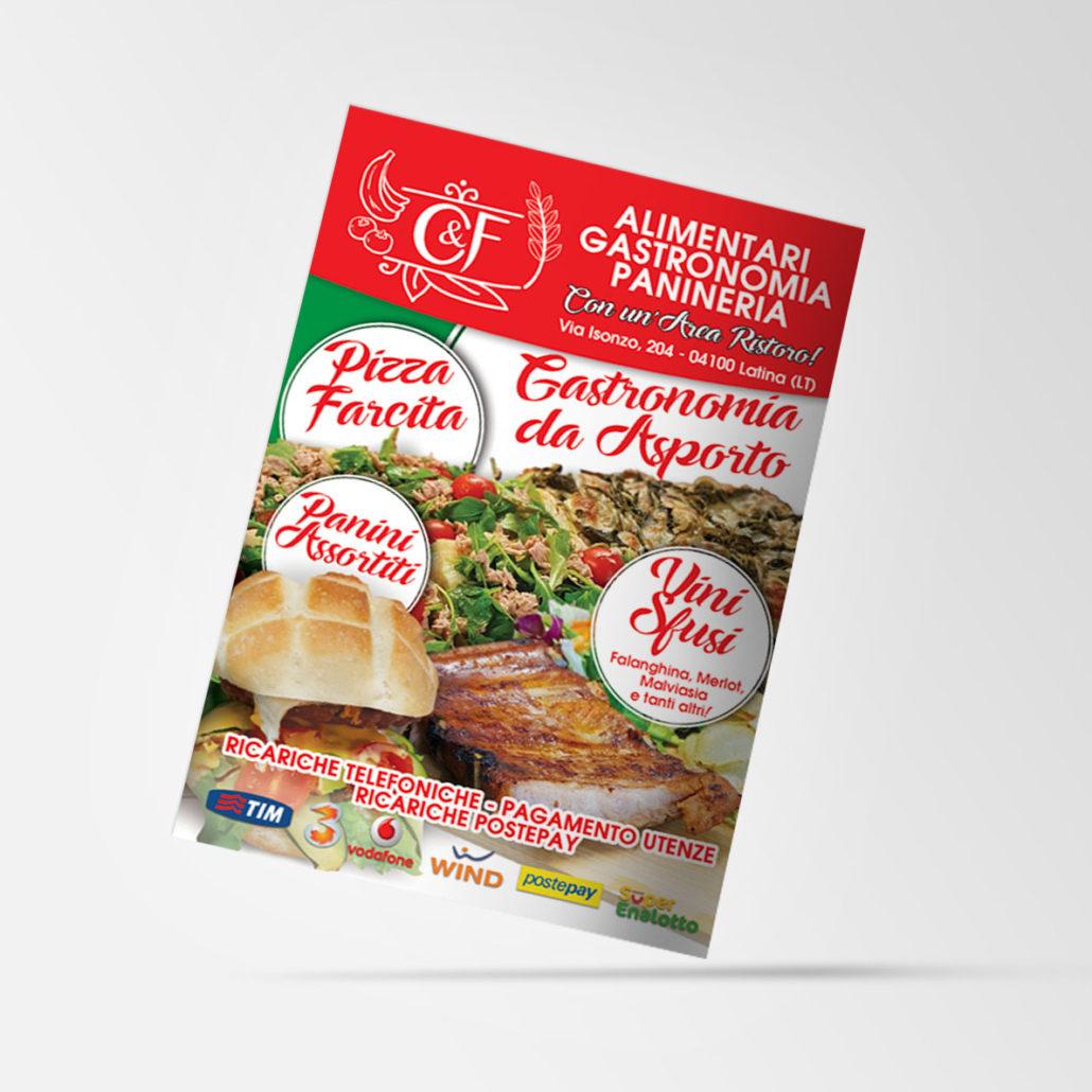 CF Alimentari & Gastronomia - Volantini
