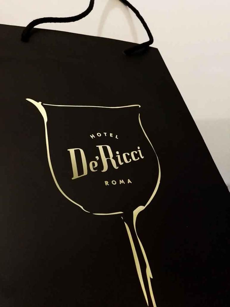 Hotel De' Ricci - Shopping Bags
