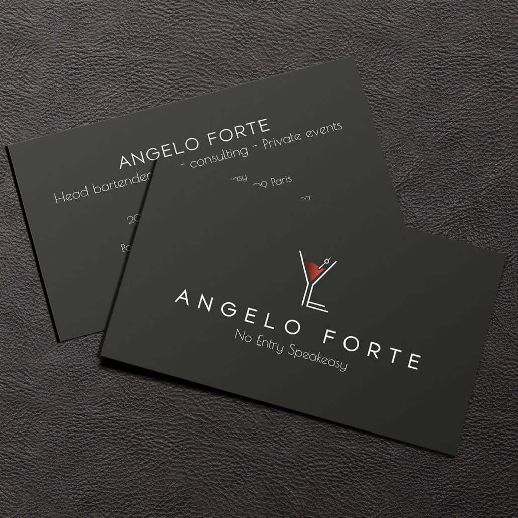Angelo Forte - Business Card