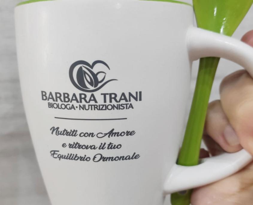 Dottoressa Barbara Trani - Tazze personalizzate
