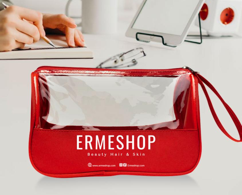 Ermeshop Beauty bag gadget Personalizzato
